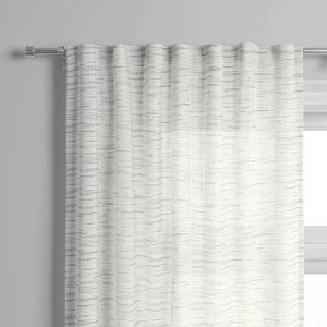 Project 62 Gray Light Filtering Curtain Panel Pair